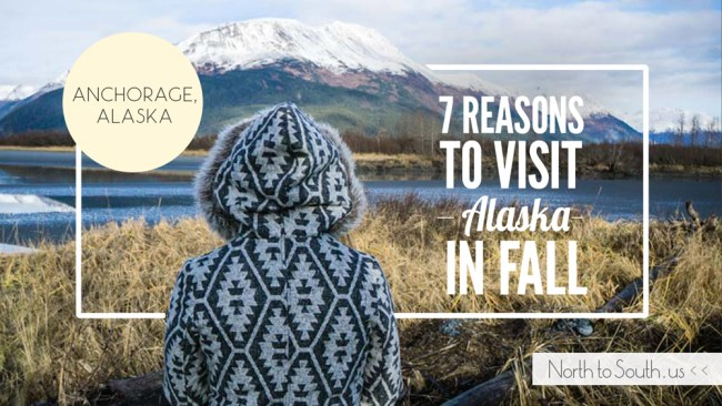 7 Reasons to Visit Alaska in Fall (or Spring)