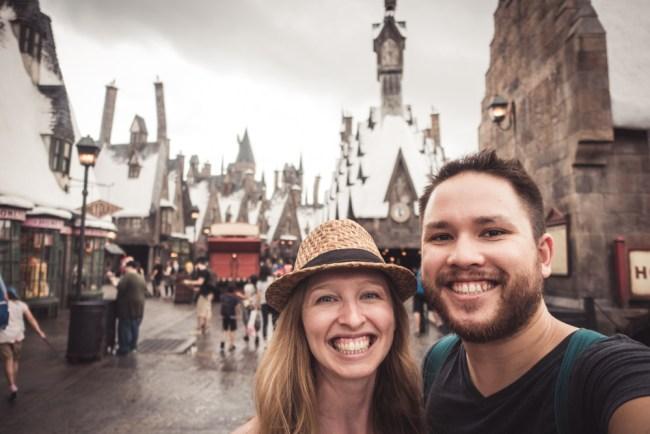 Universal Studios Florida: Harry Potter World Hogsmeade