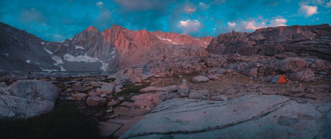 Consultation Lake - Hiking Mt Whitney - northtosouth.us