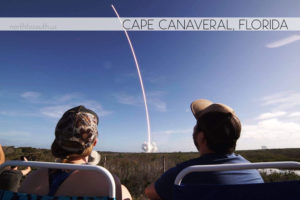 Falcon Heavy Launch, Cape Canvaeral, Florida