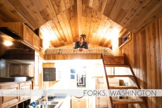 North to South's Year in Review 2019 | Forks, Washington Tiny House