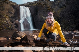 North to South's Year in Review 2019 | Helgufoss, Iceland