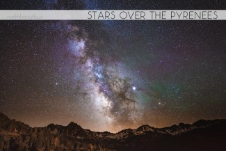North to South's Year in Review 2019 | Milky Way in Andorra, Pyrenees Mountains