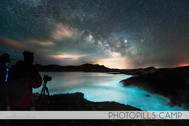 North to South's Year in Review 2019 | Milky Way at Photopills Camp, Cala Pregonda, Menorca