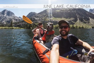 North to South's Year in Review 2019 | June Lake Kayaking