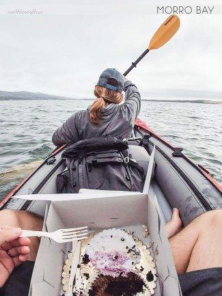 North to South's Year in Review 2019 | Kayaking with Cake in Morro Bay