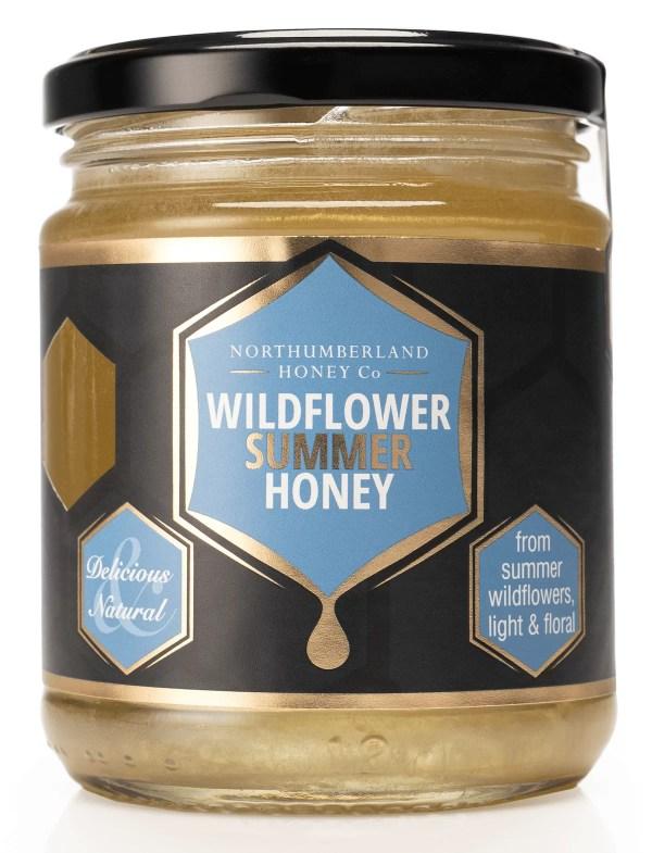 Runny Honey   Summer   Northumberland Honey Co