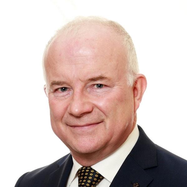 Allan McCracken Close Up