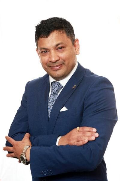 Prashant Talpade Bust