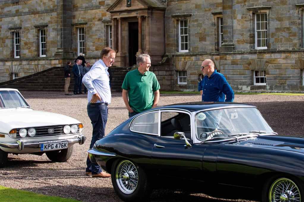 Road Trips Northumbria Classic Car Hire Northumbria Classic Car Hire
