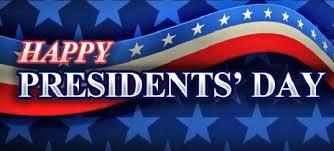 We're Open! Happy President's Day