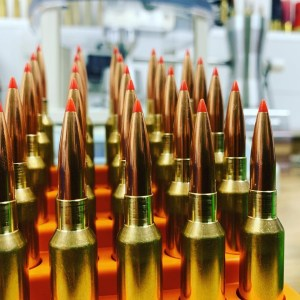 custom ammunition north wales