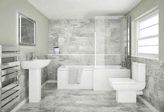 5 Big Bathroom Ideas For Small Spaces