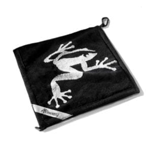 frogger-towel-black