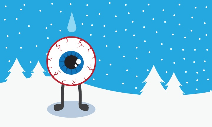 5 Tips for Dry Winter Eyes – Keep Them Moist