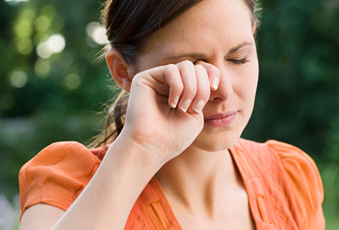 Don't Confuse Dry Eye Syndrome With Allergies