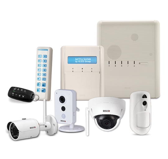 Agility3 Risco with Northwest Security