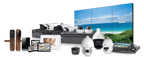 Dahua CCTV Products from Northwest Security