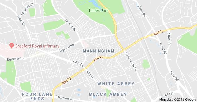 Burglar Alarm Installer in Manningham, Bradford, West Yorkshire