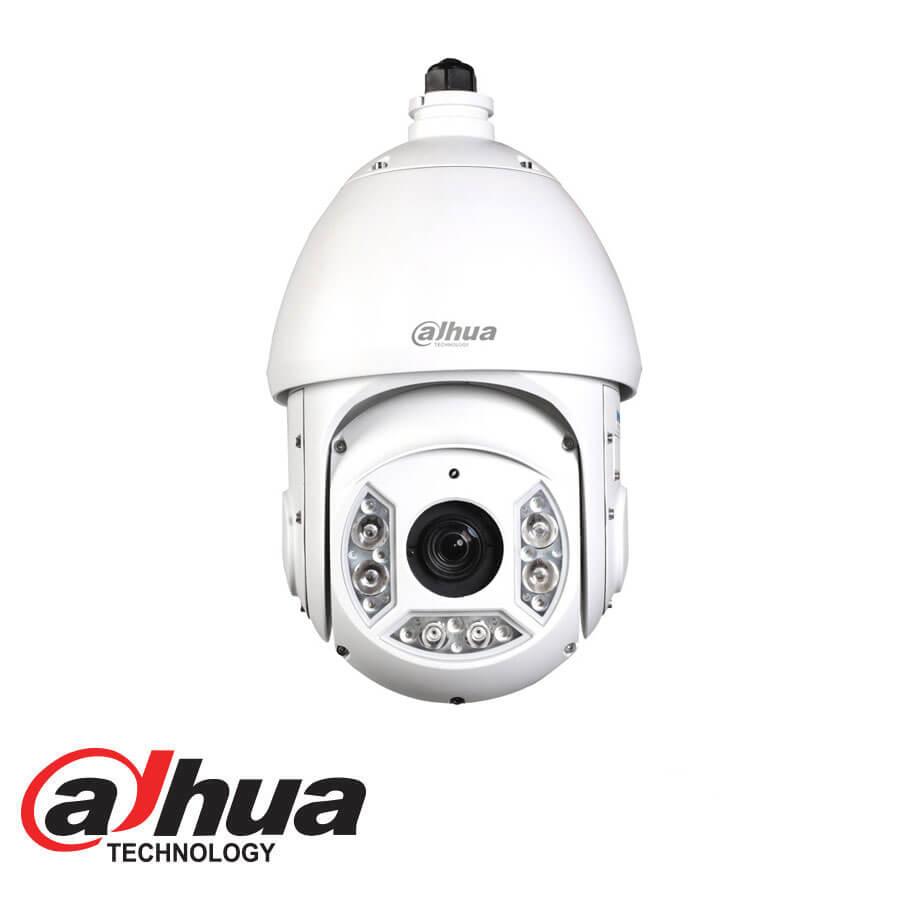 DAHUA IP 4MP H.265+ AUTO TRACK IR PTZ - 30X ZOOM SD6C430U-HNI - Northwest Security