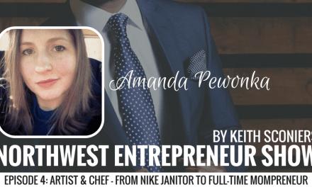 Amanda Pewonka: From Nike Janitor To Full-Time Mompreneur