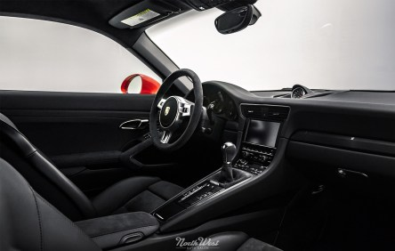 Porsche-Lava-Orange-991-911-C4-GTS-new-car-detail-xpel-photo-studio-interior-s