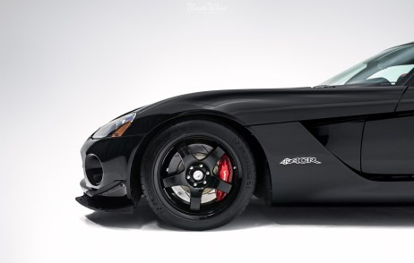 Dodge-Viper-ACR-detailed-XPEL-Paint-Protection-studio-side-profile