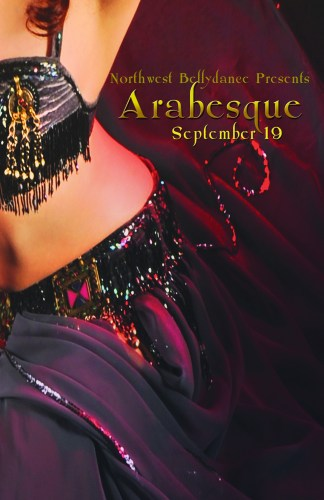 Arabesque Northwest Bellydance Spokane