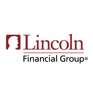 Lincoln Financial Group logo with link