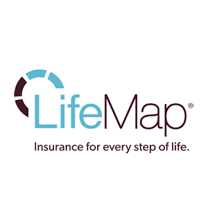 Life Map logo with link.