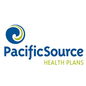 Pacific Source Health Plans logo with link