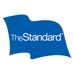 The Standard logo with link