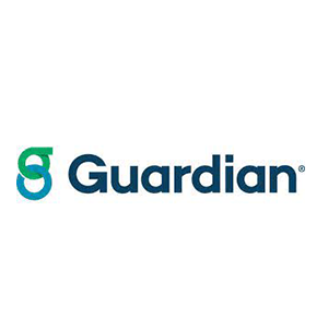 Guardian Life Insurance logo with link