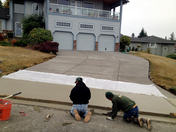 kitsap county concrete