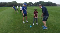 North West Run coaching clinic in Horden