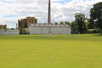 Sion Mills Cricket club