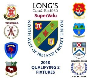 2018 Fixtures Q2 Fixtures