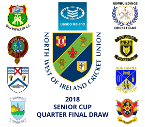 2018 Fixtures Template Senior Cup QF