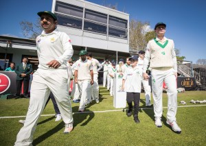 Ireland and pakistan walk out on day two for the first test