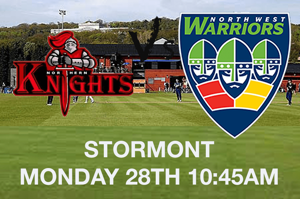 Knights Vs Warriors IP 50 Stormont