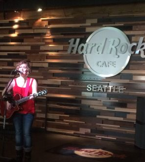 Jessica Lynne Concert at the Hard Rock Cafe May 15th 2015