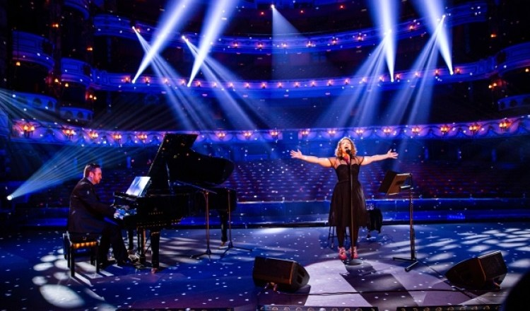 Tonight at the London Coliseum: Carrie Hope Fletcher