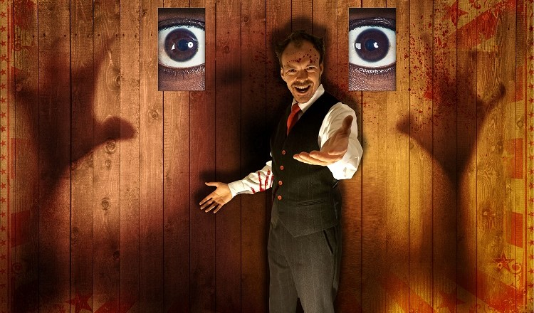 Dr Blood's Old Travelling Show opens at Leeds Playhouse