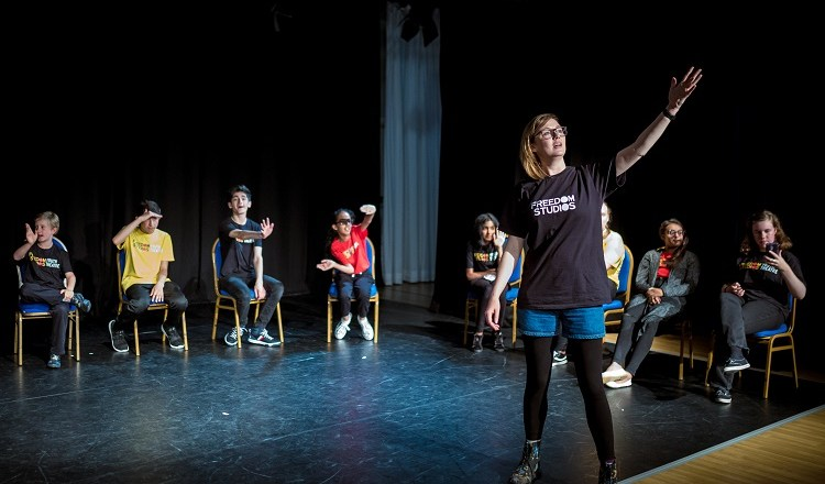 Freedom Studios looking for new Youth Theatre members
