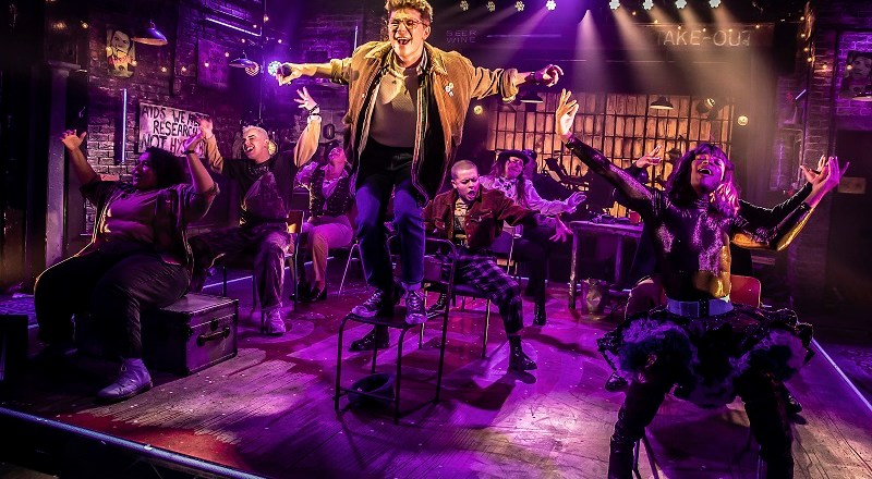 RENT – Hope Mill Theatre