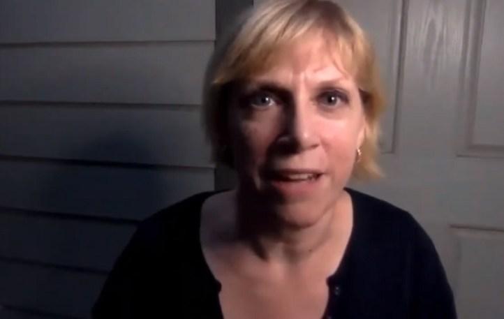 Screencap of Donna Kay Yarborough in Rosegold