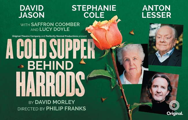 David Jason, Stephanie Cole & Anton Lesser for One Night Only
