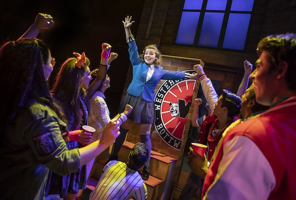 Heathers the Musical announces West End return and UK Tour