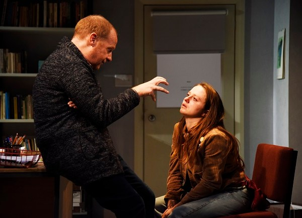 OLEANNA – West End transfer and tour for David Mamet's provocative play