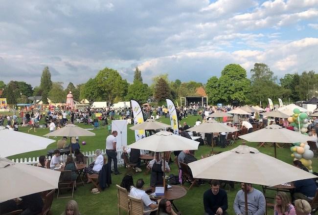 Bowdonbury Festival Hailed A Brilliant Bank Holiday Success